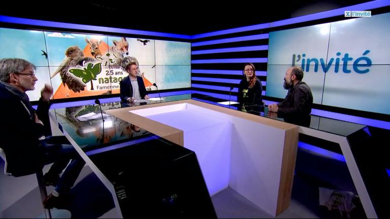 Gwenaël Delaite, Patrick Lighezzolo et Thierry Gridlet - Natagora