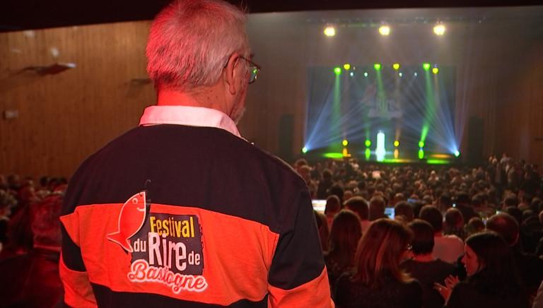 Bastogne: beau succès pour le Festival du Rire