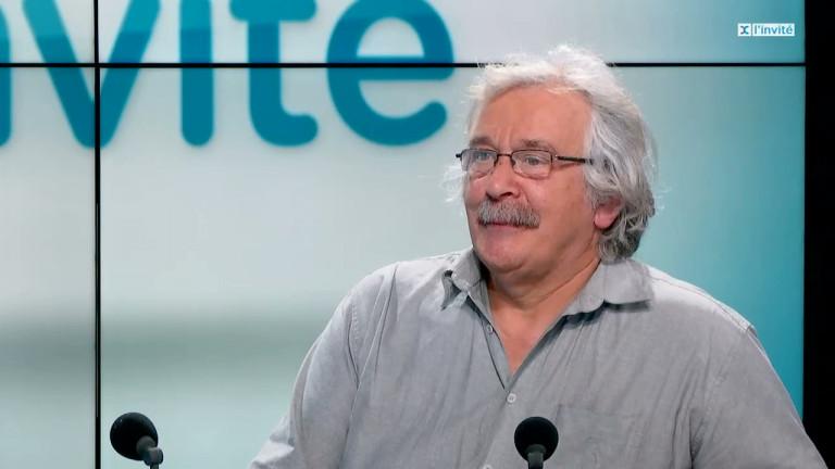 """Paul De Meersman, réalisateur du film """"Aujourd'hui"""""""