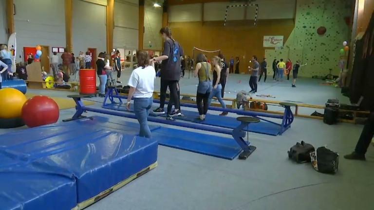 Aubange : une convention consacrée aux arts du cirque