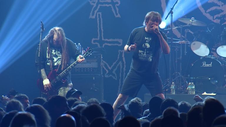4000 fans de métal au Durbuy Rock Festival