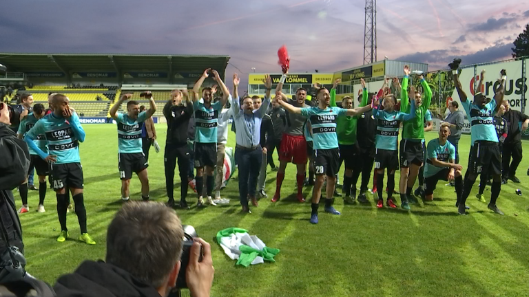 Virton CHAMPION. Revivez les grands moments du match du titre !