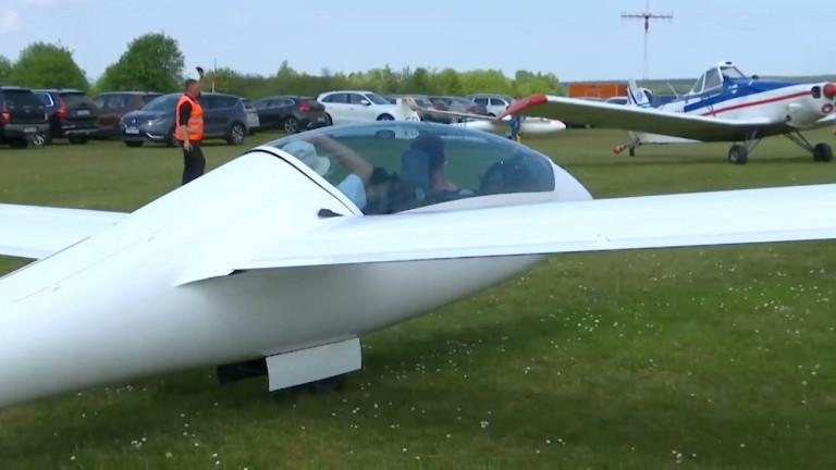Saint-Hubert : championnat belge de vol à voile