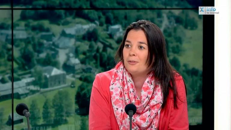 Députée wallonne, Anne-Catherine Goffinet ne cumulera pas