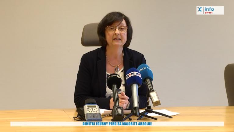 Elections à Neufchâteau : Dimitri Fourny perd la majorité absolue