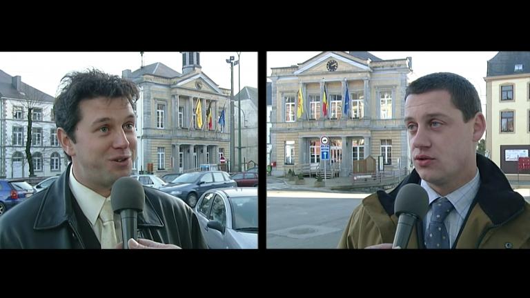 Yves Evrard - Dimitri Fourny : une rivalité qui ne date pas d'hier...