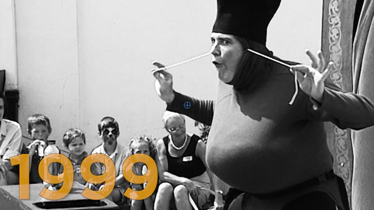 ...1999 : 10ème Festival du conte de Chiny