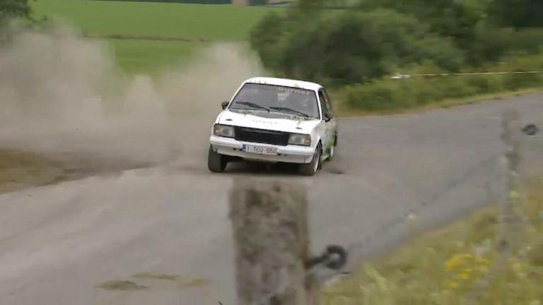 80 voitures au départ du rallye-sprint à Bercheux