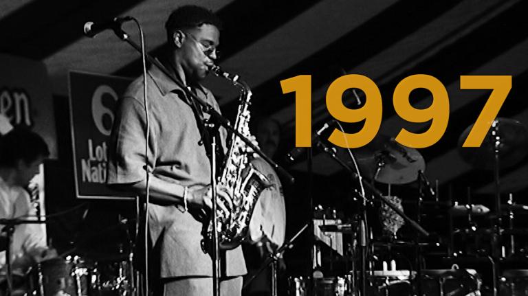 ...1997. 18e Gouvy Jazz Festival