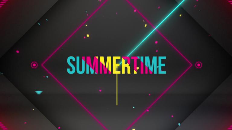 Summertime. L'agenda de l'été