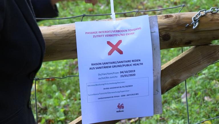 PPA : Les forêts gaumaises à nouveau fermées