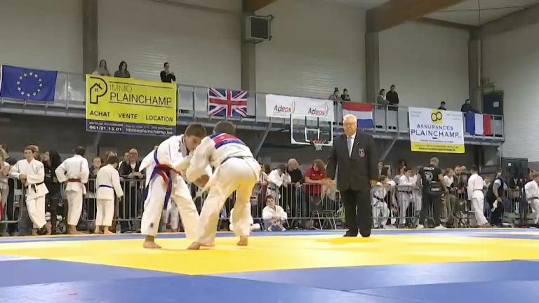 Judo : 12e édition de l'International Lux Cup