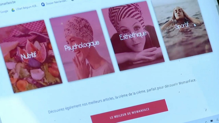 "Neufchâteau : ""WomanFace"" pour les femmes atteintes d'un cancer du sein"