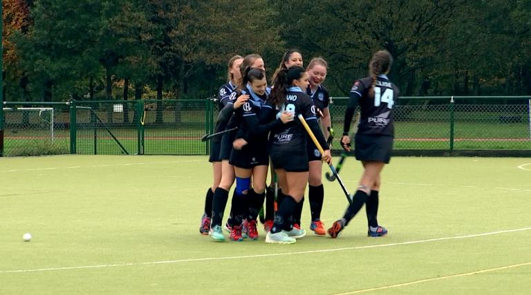 Hockey : les dames d'Arlon poursuivent leur apprentissage de la D2