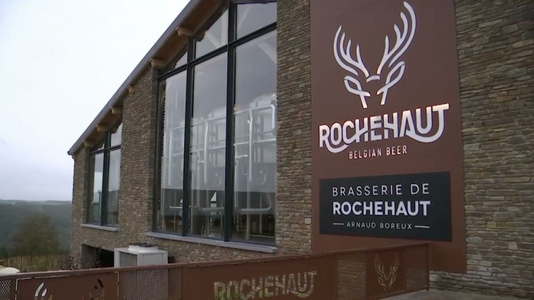 Bouillon : Rochehaut a sa brasserie