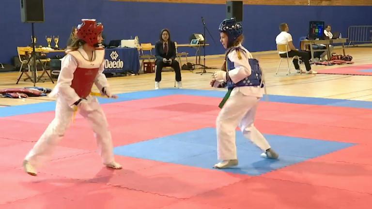 Open International de taekwondo : une première à Arlon