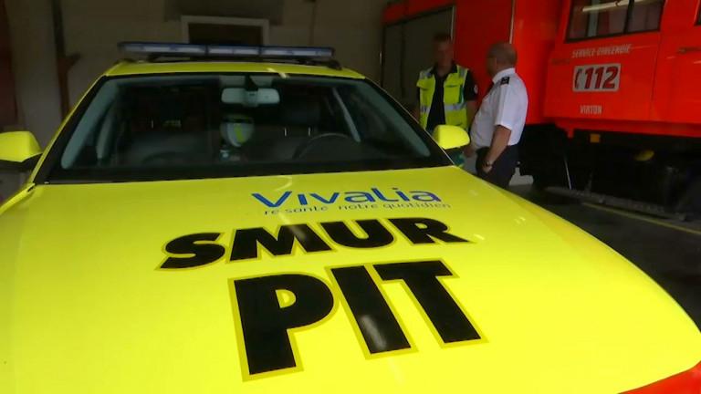 PIT : Vivalia signe une convention avec la Croix-Rouge