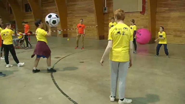 Journée de l'inclusion : le sport pour tous