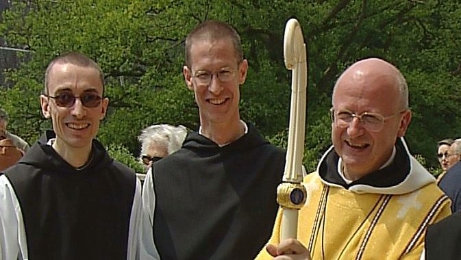 Lode Van Hecke, le père abbé de l'abbaye d'Orval, nommé évêque de Gand