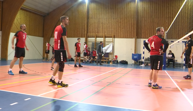Volley : Bouillon s'enfonce en N2