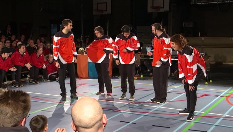Habay affronte la Suisse en improvisation