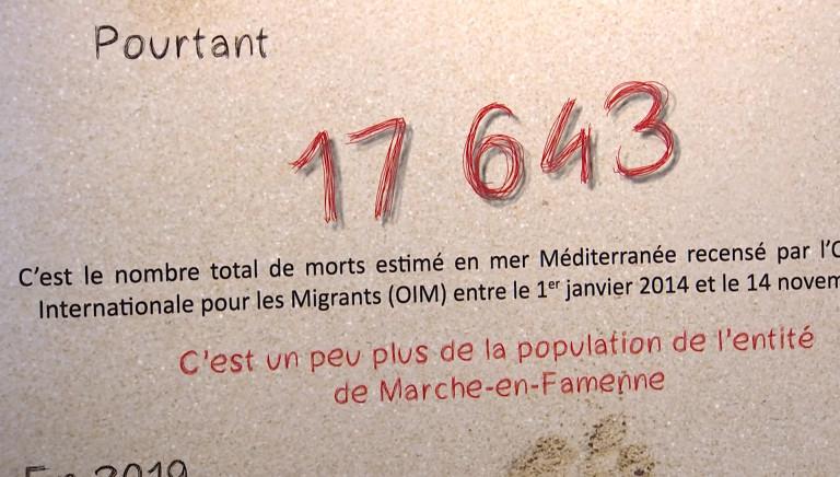 Une expo intinérante pour expliquer la  migration