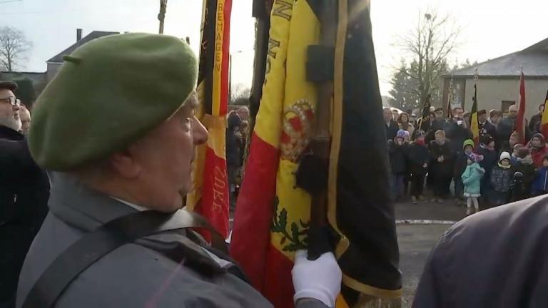 Sainlez : hommage aux victimes de la guerre 1940-1945
