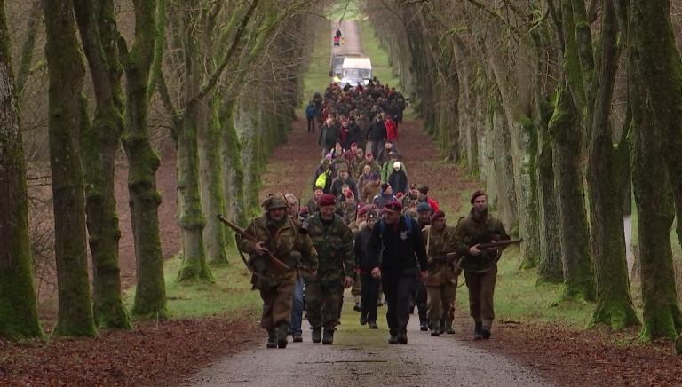 La Bataille de Bure, épisode méconnu de la Bataille des Ardennes