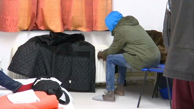 Marbehan: un local accessible en journée pour les migrants en transit