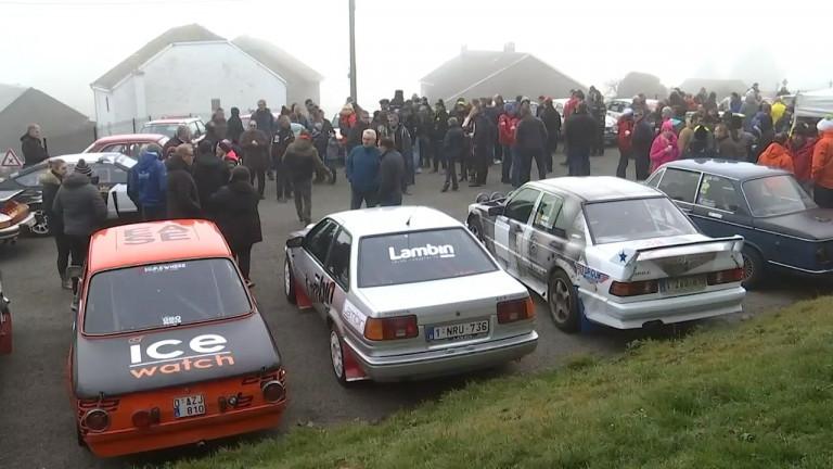85 équipages luxembourgeois au départ !