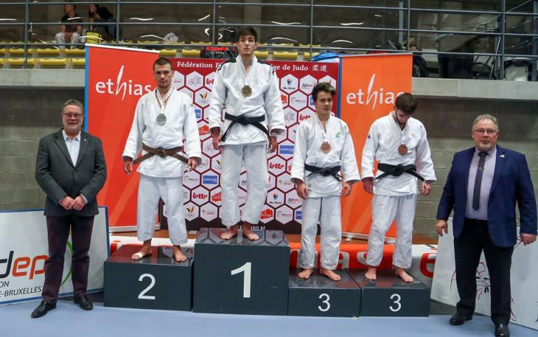Judo : 11 Luxembourgeois qualifiés pour les championnats nationaux