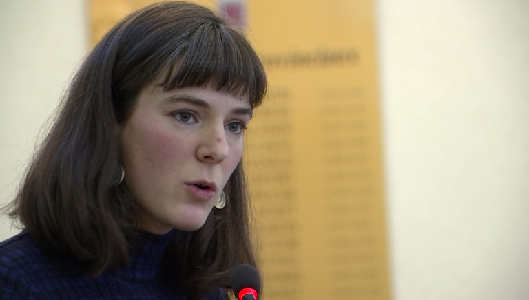Première interpellation citoyenne au conseil provincial sur la question des migrants en transit