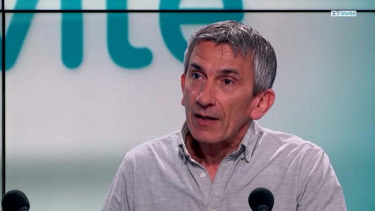 Yves Raisière, rédacteur en chef de Tchak!