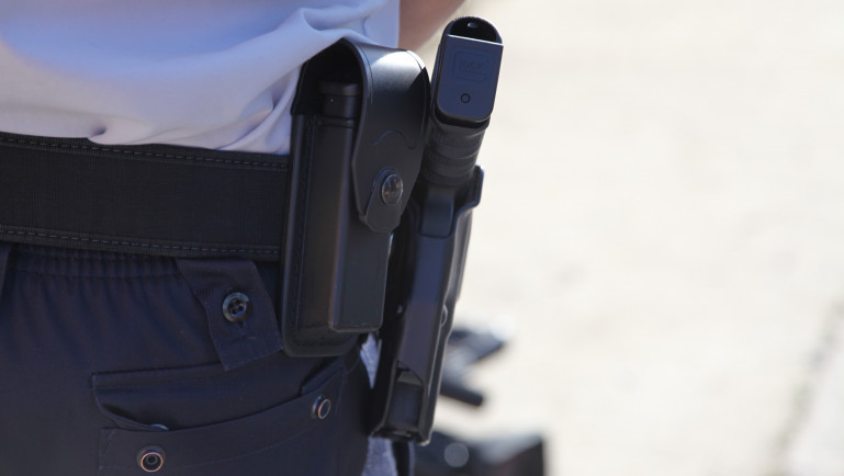 Course poursuite à Bellefontaine : 3 individus arrêtés, dont un blessé par balle