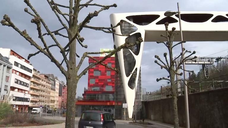 Esch-sur-Alzette, capitale européenne de la Culture en 2022
