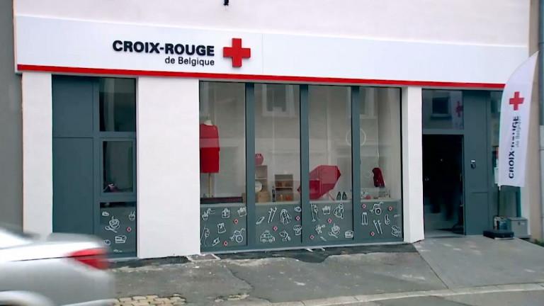 Saint-Hubert : ouverture d'une vestiboutique de la Croix-Rouge