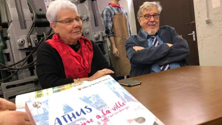 Anne-Marie Biren et de Jean-Paul Dondelinger, « Athus de l'usine à la ville »