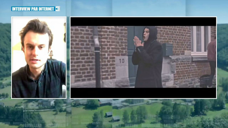 """Sébastien Graux partage le clip de son dernier single """"La faute à personne"""""""