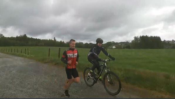 Un triathlon solidaire pour aider un home libramontois