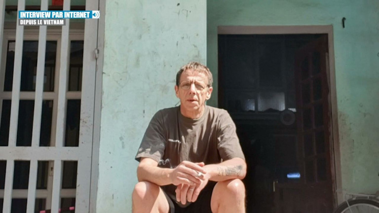Attert: Eric Sternon coincé au Vietnam depuis fin mars