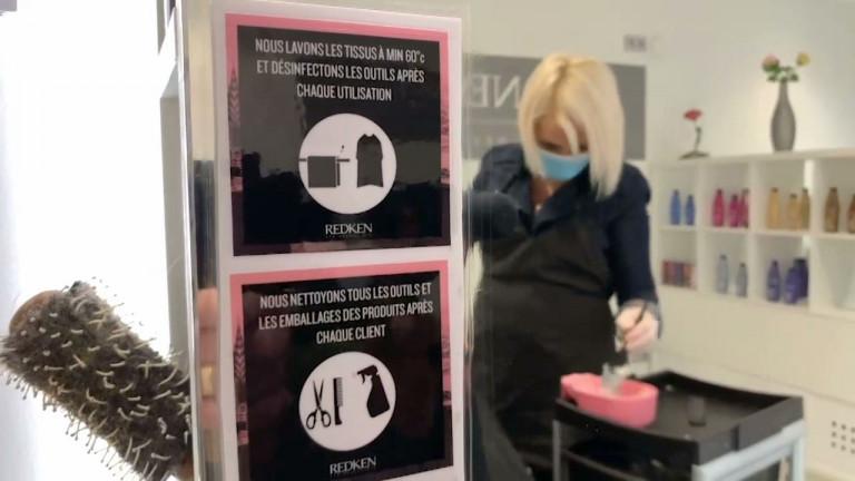 Porcheresse : Vanessa a ouvert son salon de coiffure à minuit