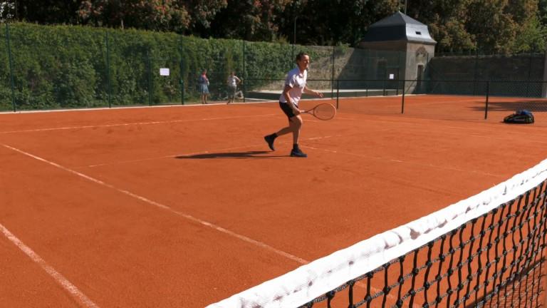 Habay. Un petit air de Roland Garros au Parc du Châtelet
