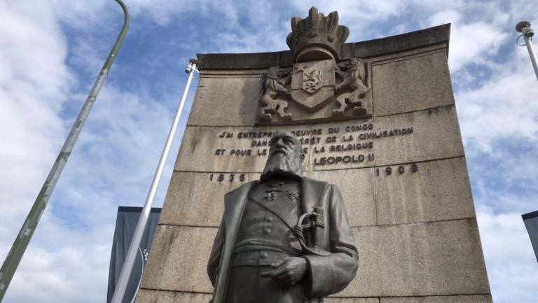 Arlon. Une pétition pour déboulonner la statue de Léopold II, une autre contre