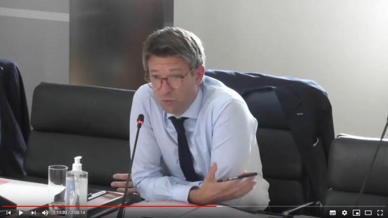 Le transfert des contrats des DG d'Idélux vers la Sogeparlux est à l'étude chez le ministre Dermagne