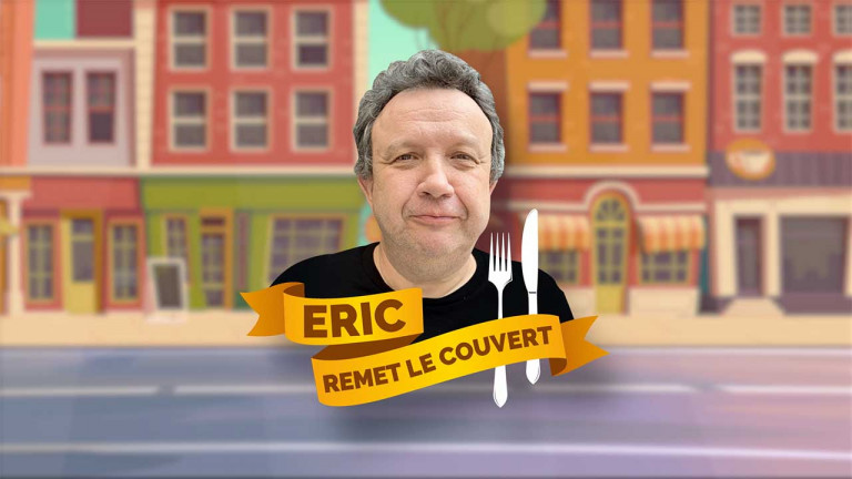 « Eric remet le couvert » tout l'été sur TV Lux
