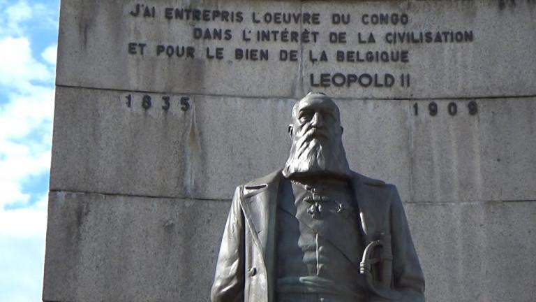 Léopold II : une statue qui crée la polémique