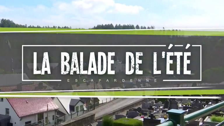 La Balade de l'été, sur le tracé de l'Escapardenne : 2e étape (Clervaux - Asselborn)