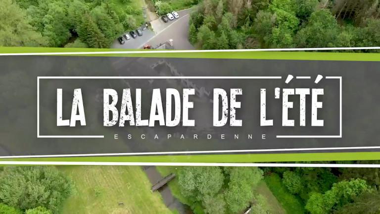 La Balade de l'été, sur le tracé de l'Escapardenne : 3e étape (Asselborn - Houffalize)