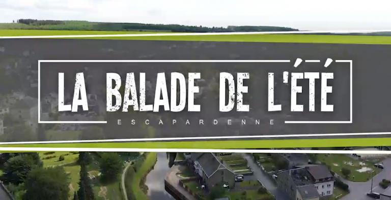 La Balade de l'été, sur le tracé de l'Escapardenne : 4e étape (Houffalize-Nadrin)