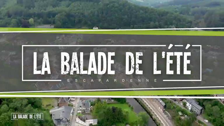 La Balade de l'été, sur le tracé de l'Escapardenne : 5e étape (Nadrin - La Roche-en-Ardenne)